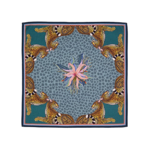 Napkins – Leopard Lilly Delta