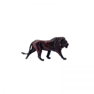 Walking Male Lion
